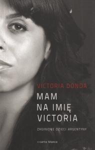 Mam na imię Victoria Victoria Donda
