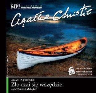 Zło czai się wszędzie (CD mp3 audiobook) Agata Christie