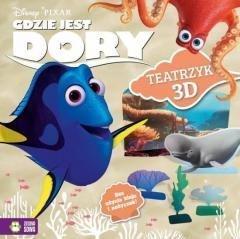 Gdzie jest Dory? Teatrzyk 3D