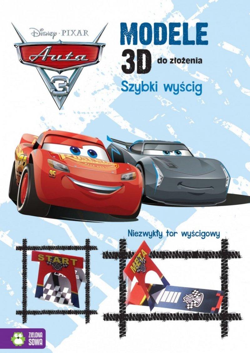 Auta 3 Modele 3D do złożenia Szybki wyścig