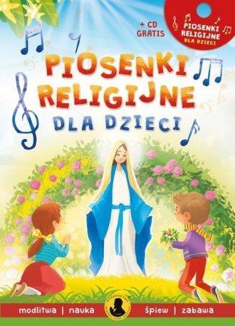 Piosenki religijne dla dzieci Agnieszka Nożyńska-Demaniuk