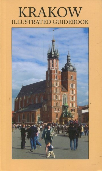 Krakow illustrated guidebook