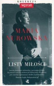Listy miłości Maria Nurowska