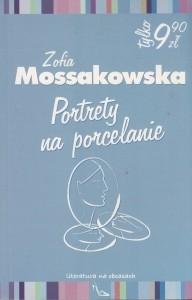 Portrety na porcelanie Zofia Mossakowska