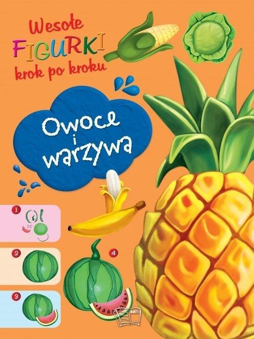 Owoce i warzywa Wesołe figurki