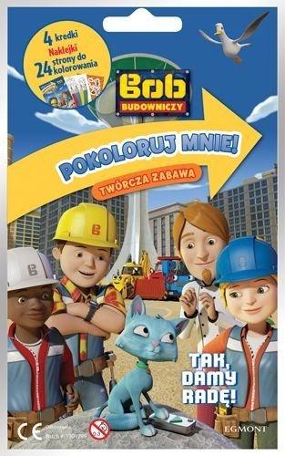 Pokoloruj mnie Bob Budowniczy Tak damy radę