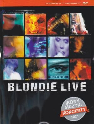 Blondie Live książka + film