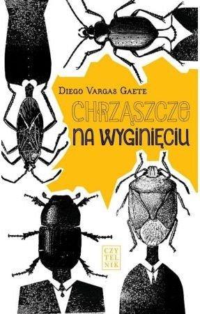 Chrząszcze na wyginięciu Diego Vargas Geate