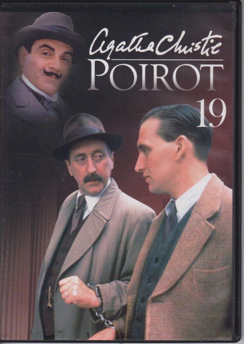 Agatha Christie Poirot cz. 19 Pierwsze drugie zapnij mi obuwie DVD