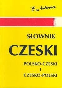 Słownik czesko-polski polsko-czeski (duży) Józef Zarek