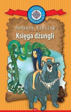 Księga dżungli Rudyard Kipling