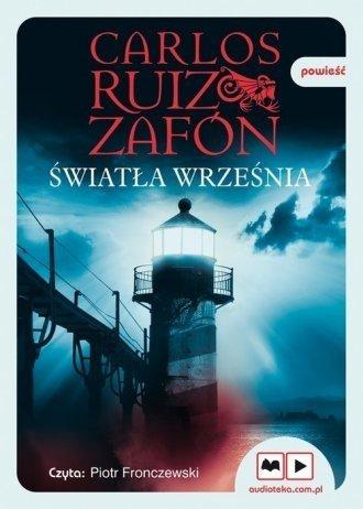 Światła września Carlos Ruiz Zafon audiobook