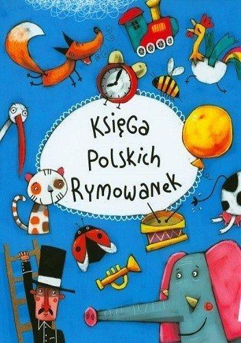 Księga polskich rymowanek.
