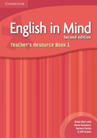 English in Mind 1 Teachers Resource Book Brian Hart Mario Rinvolucri Herbert Puchta
