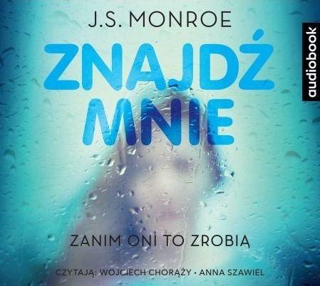Znajdź mnie J S Monroe Audiobook mp3 CD
