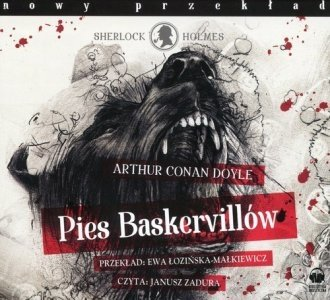 Pies Baskervillów Arthur Conan Doyle Audiobook mp3