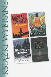 Książki wybrane: Strach na wróble Francuski ogrodnik Strażnica Nieba Noce w Rodanthe