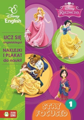 Stay Focused cz. 1 Disney English