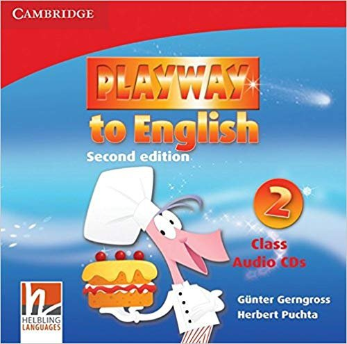 Playway to English cz. 2 (CD MP3)