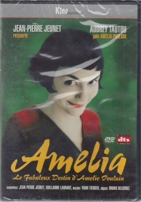 Amelia reż Jean-Pierre Jeunet wyst Audrey Tautou