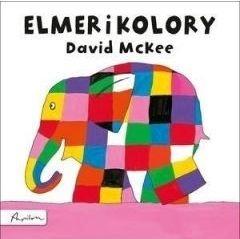 Elmer i kolory David McKee