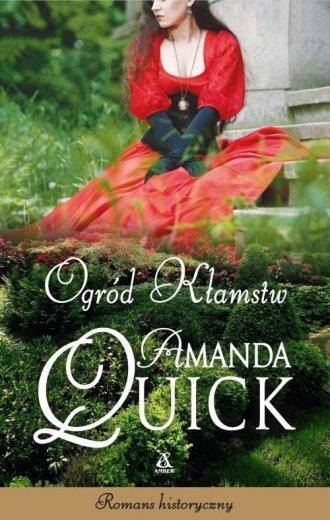 Ogród kłamstw Amanda Quick 9788324163540