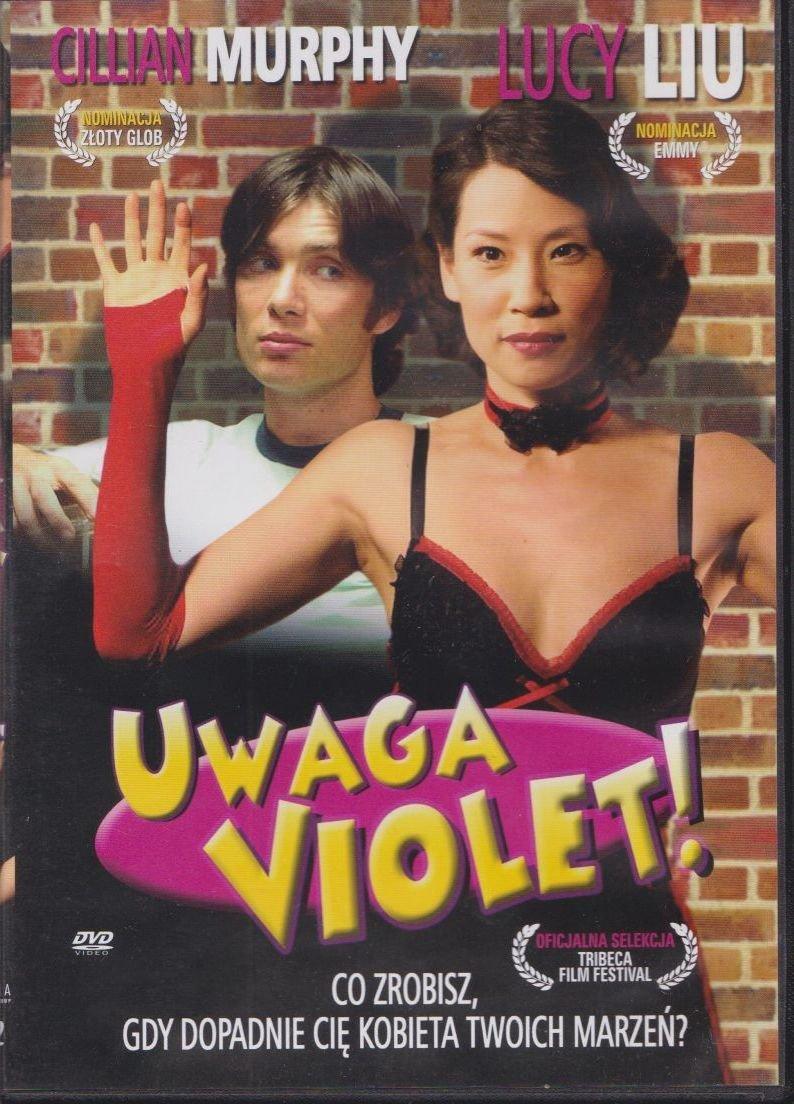 Uwaga Violet!  film DVD reż Paul Soter