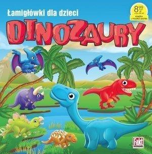 Dinozaury Łamigłówki dla dzieci
