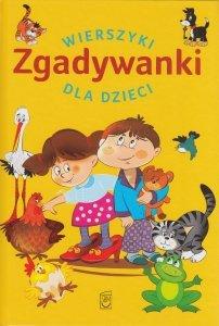 Zgadywanki Wierszyki dla dzieci Anna Edyk-Psut