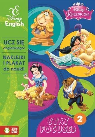 Stay Focused cz. 2. Disney English
