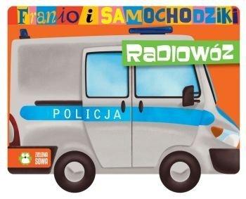 Franio i samochodziki Radiowóz