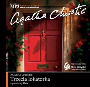 Trzecia lokatorka (CD mp3 audiobook) Agata Christie