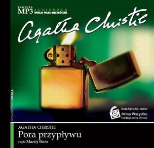 Pora przypływu (CD mp3 audiobook) Agata Christie