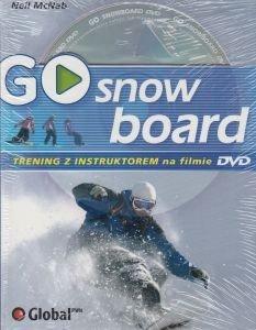 Go Snowboard Trening z instruktorem na filmie DVD Neil McNab