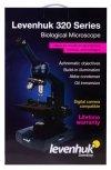 Monokularowy mikroskop cyfrowy Levenhuk D320L PLUS 3.1M