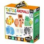 Montessori Zestaw Zwierzęta Sensoryczne od 4 do 8 lat Headu
