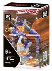 Klocki Blocki Fighters Robot Wojownik Masaru 187 el.