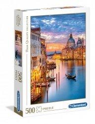 Puzzle Wenecja 500 elementów Clementoni