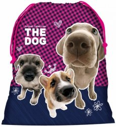 Worek szkolny The Dog Psy Pieski Derform