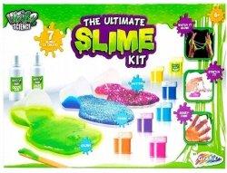 Slime Box Zestaw Plastyczny 7w1 Farba Reaktor