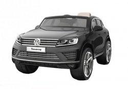 Auto na Akumulator Volkswagen Touareg Czarny Mat #C1
