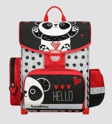 Tornister Szkolny Panda Bambino Lekki Poniżej 1 Kg