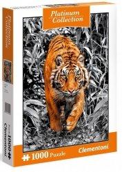 Puzzle Tygrys 1000 elementów Clementoni Platinum Collection