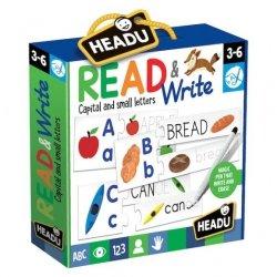 Montessori Czytaj i Pisz Angielski od 3 do 6 lat