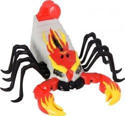 Wild Pets Elektroniczny Dziki Skorpion Czerwony Świecące