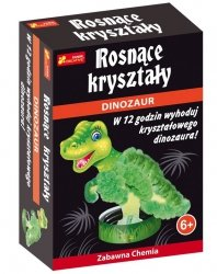 Hodowla Kryształów Dinozaur Ranok