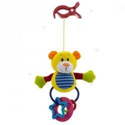 Zabawka Klips Miś Pierwsze Zabawki #D1