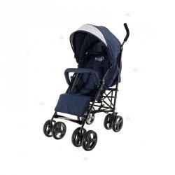 Wózek Dziecięcy Smart Parasolka Niebieski #D1 Niebieski