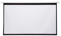 Ekran projekcyjny 4WORLD Matt White 221x124 cm