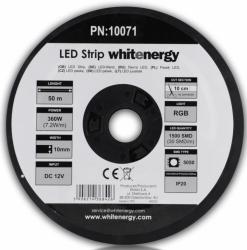 Taśma LED WHITENERGY 50m 10071